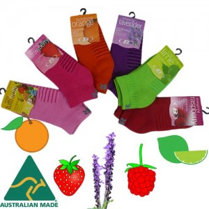 Kids Aromatherapy Scented Socks