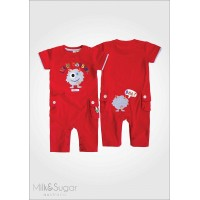 Milk & Sugar - Little Monster Romper