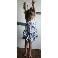 Coccodrillo Floral Dress