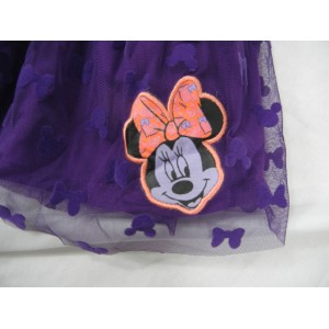 Minnie Mouse Mesh Skirt