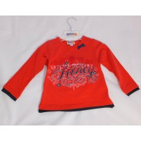 Motion Wear 'Honey' Red Top