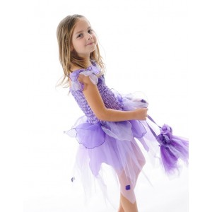 Periwinkle Fairy Dress