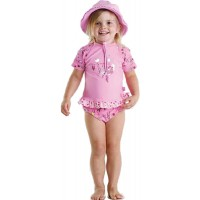 Seafolly Baby Sunvest Set
